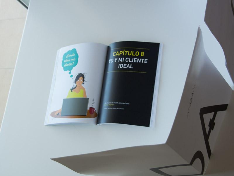 Fotografía de producto libro