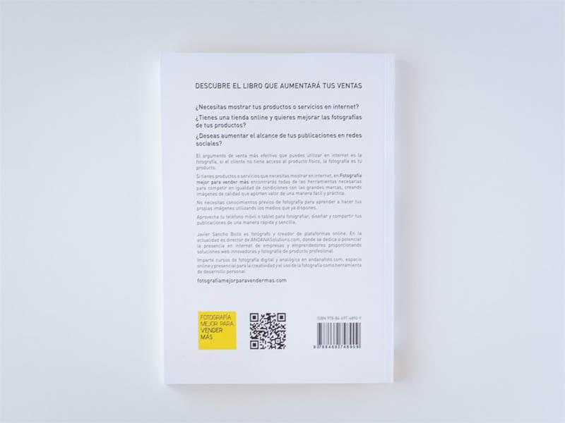 Mejores libros de fotografía contraportada